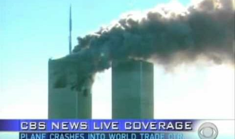 91101 The towers are hit e1631010678562 - CBS Confirms 9/11 20th Anniversary Coverage