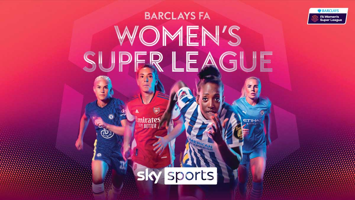 Sky Sports to Show 35 WSL Matches Live