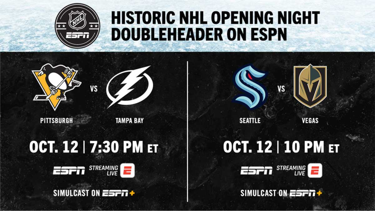 NHL Returns to ESPN and ABC